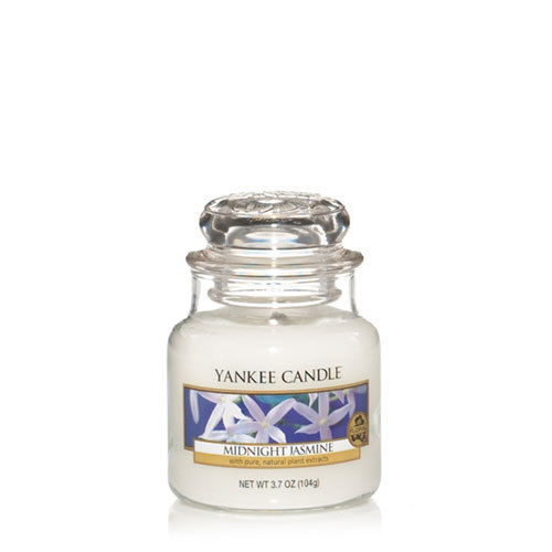 Yankee Midnight Jasmine Small Jar