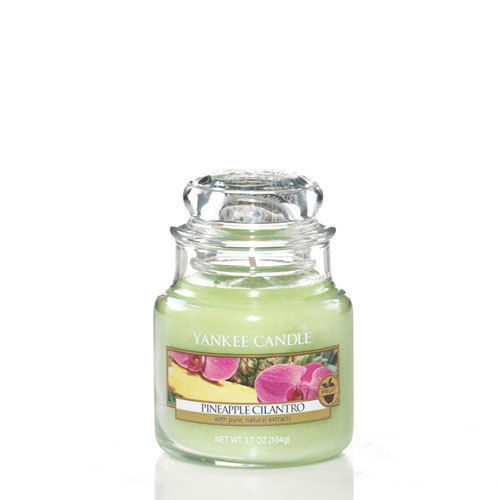 Yankee Pineapple Cilantro Small Jar