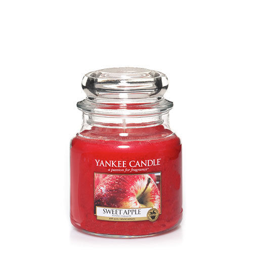 Yankee Sweet Apple Medium Jar