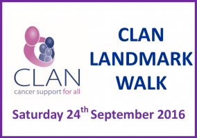 CLAN Landmark Walk 2016