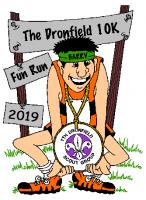 2019 Dronfield 10k