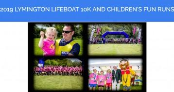 2019 Lymington Lifeboat 10k and Children's Fun Runs