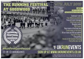 The Running Festival At Goodwood #RunFestGoodwood