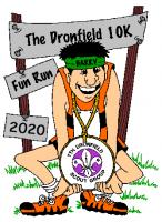 2020 Dronfield 10k