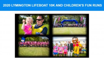 2020 Lymington Lifeboat 10k and Children's Fun Runs