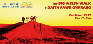 Hospice of the Valleys Big Welsh Walk 2020