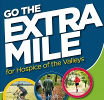 Hospice of the Valleys Virtual Extra Mile Challenge 2020