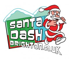 2020 Santa Dash Brighton Virtual