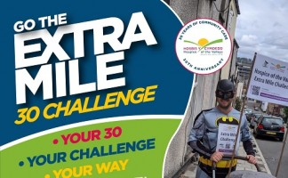 Hospice of the Valleys Virtual Go The Extra Mile 30 Challenge