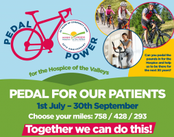 Hospice of the Valleys Pedal Power Challenge