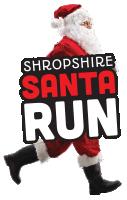 2021 Shropshire Santa Run 5k