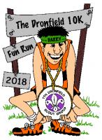 2018 Dronfield 10k