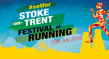 2018 Stoke on Trent Festival of Running