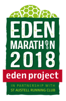 2018 Eden Project Marathon and Half Marathon