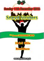 2016 Sneyd Striders Pudding Run
