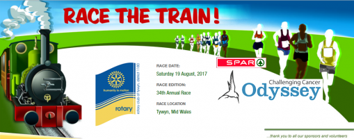 Race The Train™ 2017