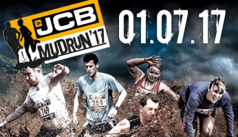 JCB Mud Run 2017