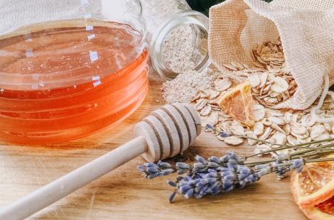 Oats Honey Bath Soak