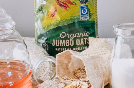 Oaty Soothing Facemask