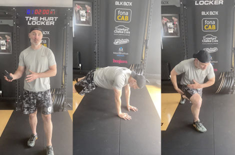 Ian Young 6 Min Workout Thumbnail