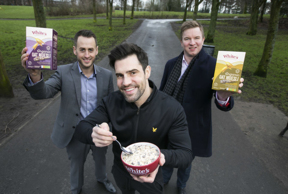 Organic Oat Muesli Press Release Photo