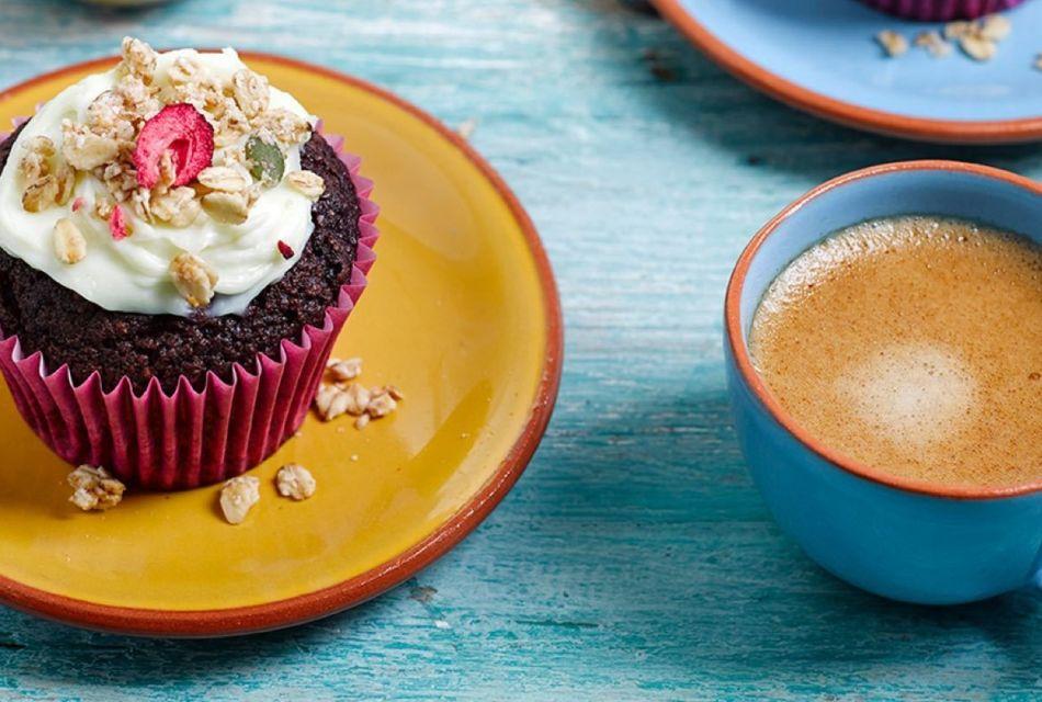 Chocolate Beetroot Cupcakes