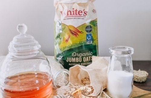 Oats And Honey Bath Soak