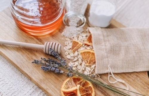 Oats And Honey Bath Soak V3