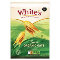 Whites Jumbo Organic Web 800 X 800