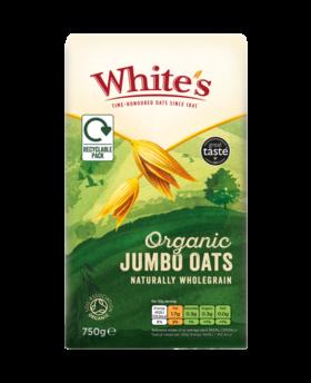 Whites Oragnic Jumbo Oats 610 X 749
