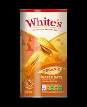Whites Organic Wafer Oats 610 X 749