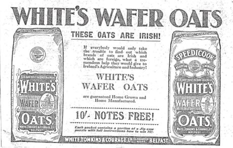 Wafer Oats