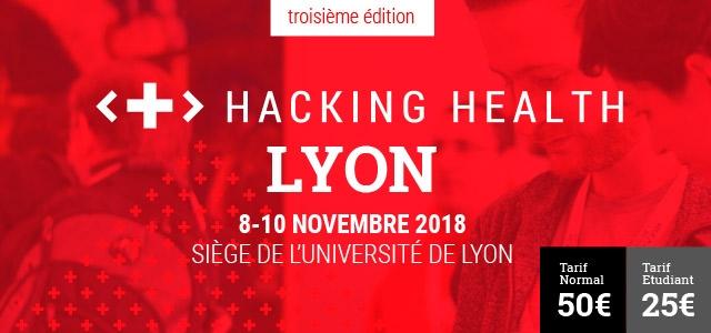 HACKING HEALTH LYON