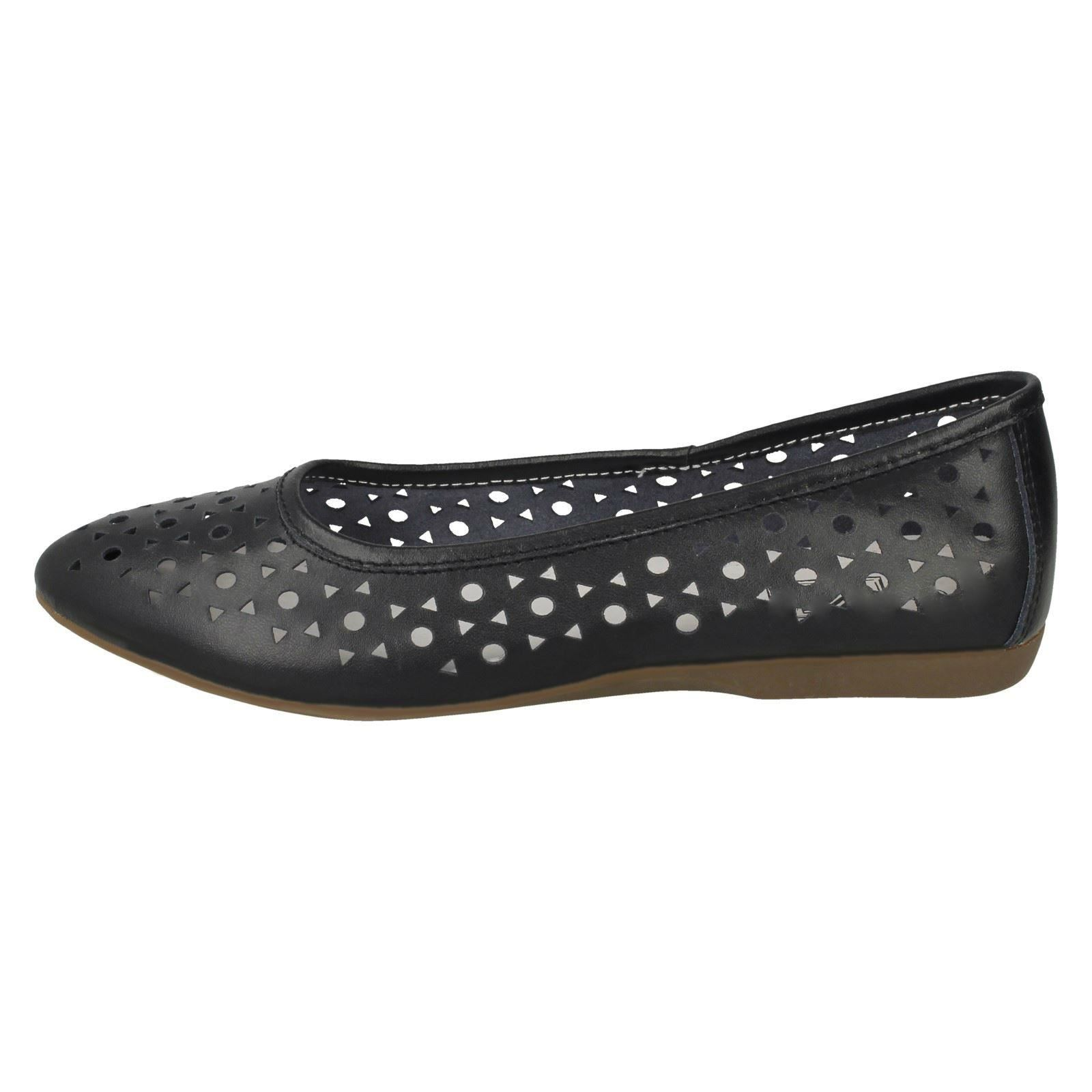 Down To Pelle Earth 'ballerine' Donna TXdAwqPX