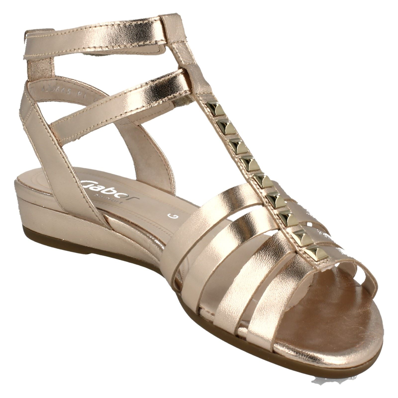 Ladies Gabor Leather Gladiators *22802*