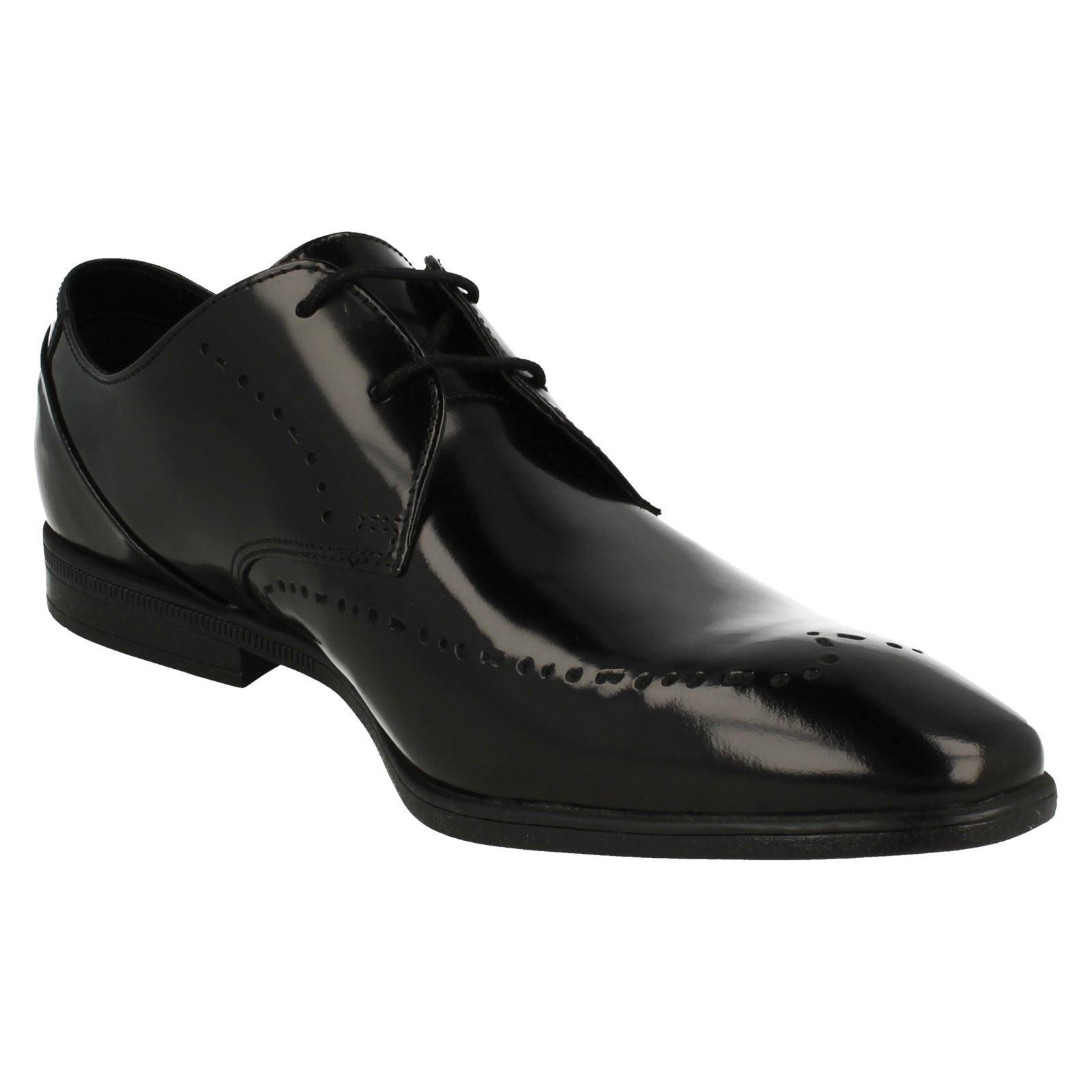 Herren Clarks sich Intelligente Spitzen sich Clarks Schuhe Bampton Limit 7f8a4f