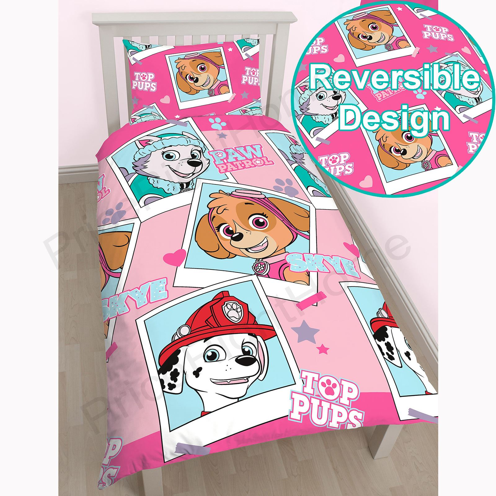 Enfant fille gar on housse couette simple ensembles for Housse couette princesse