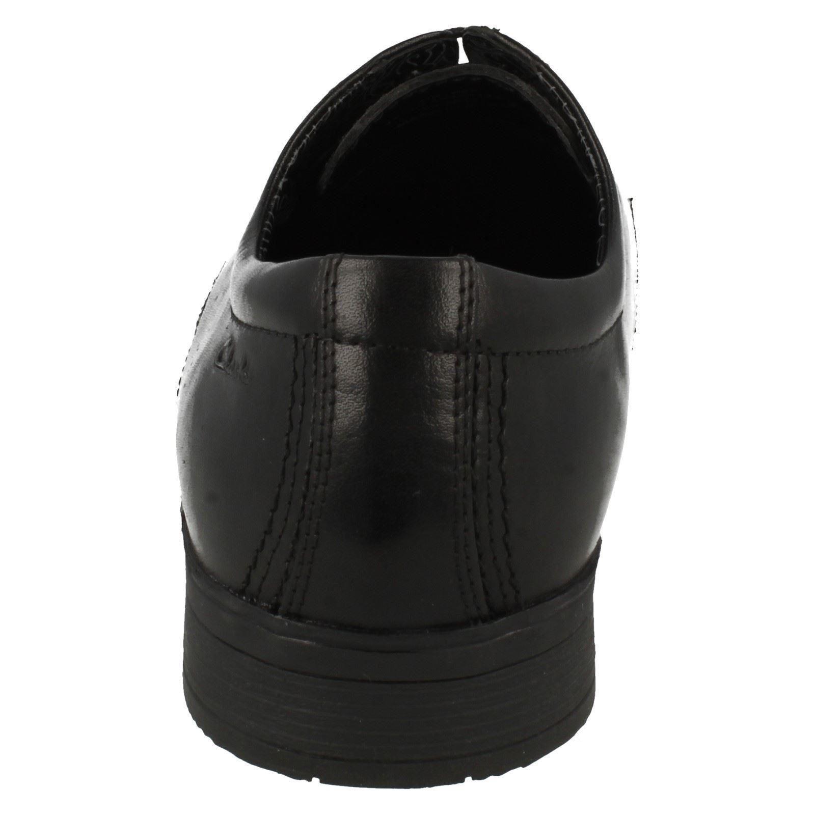 Herren Clarks Schnürer Leder Formelle Schuhe Tag Aze Tag Schuhe 5dffd2