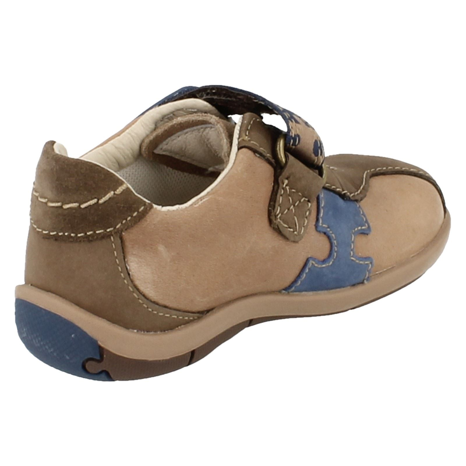 3dd3dadd047f8 Boys-Clarks-First-Shoes-039-Plane-Puzzle-039 thumbnail