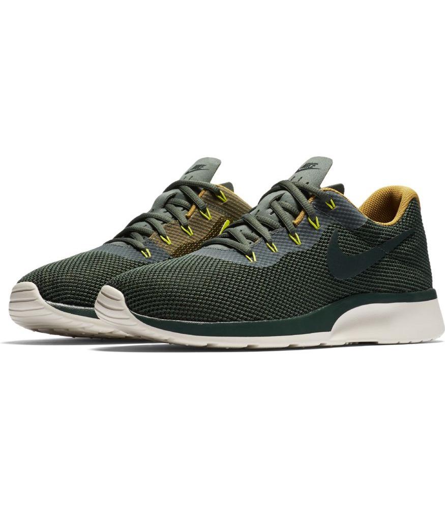 Nike-Shoes-Sneakers-Sports-Gymnastics-sportswear-Green-Tanjun-