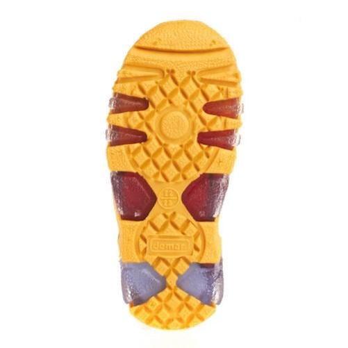 enfants-bottes-en-caoutchouc-pluie-fille-chaussures-pointure-GB-3-2-5-EU-20-35 miniature 7