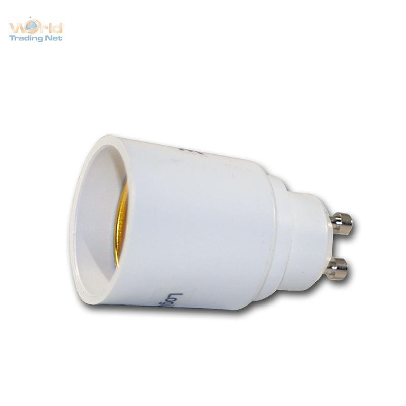 culot d 39 ampoule adaptateur gu10 e27 g9 e14 prise monture ebay. Black Bedroom Furniture Sets. Home Design Ideas