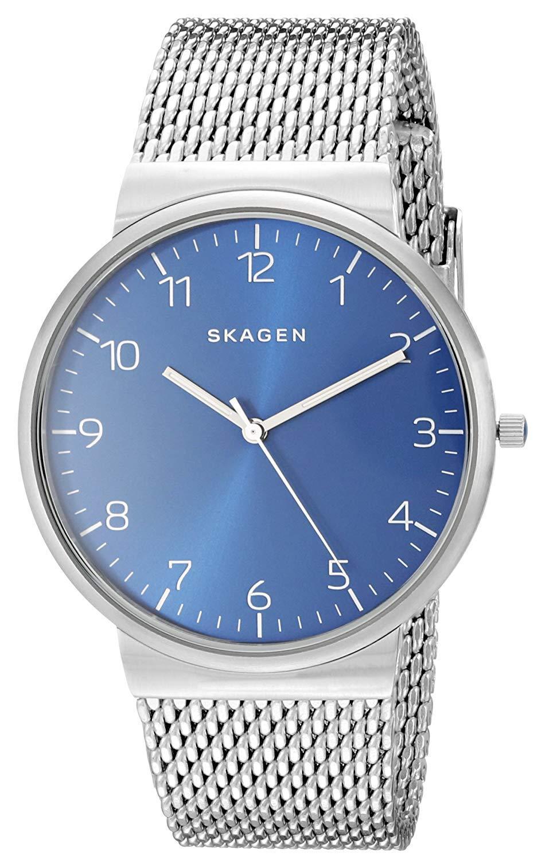 Skagen-Hombres-SKW6164-Ancher-Acero-Inoxidable-Malla-Reloj