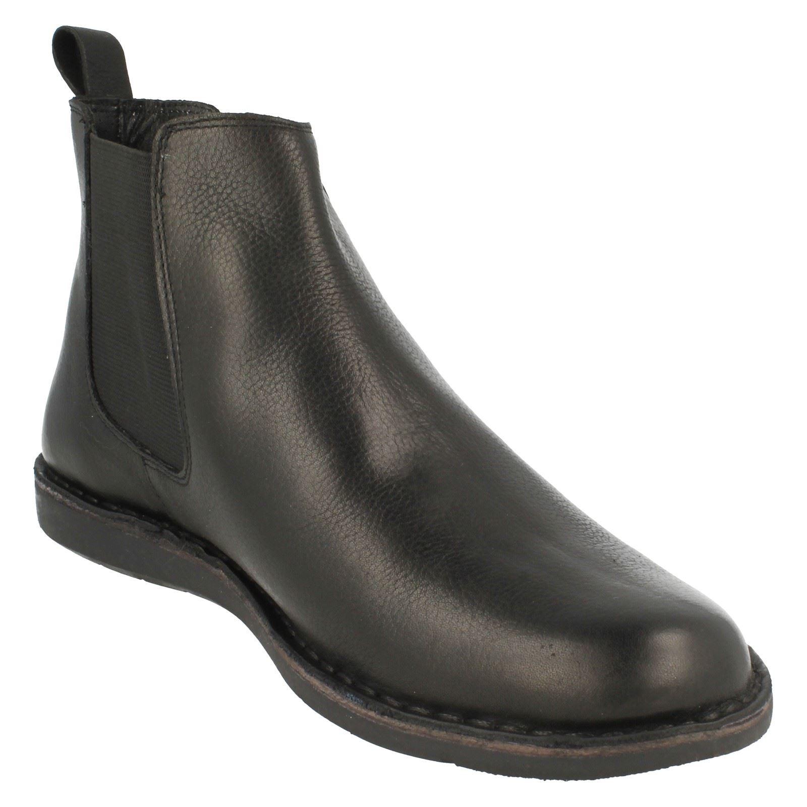 Mens-Padders-Pull-On-Chelsea-Boots-Jez thumbnail 8