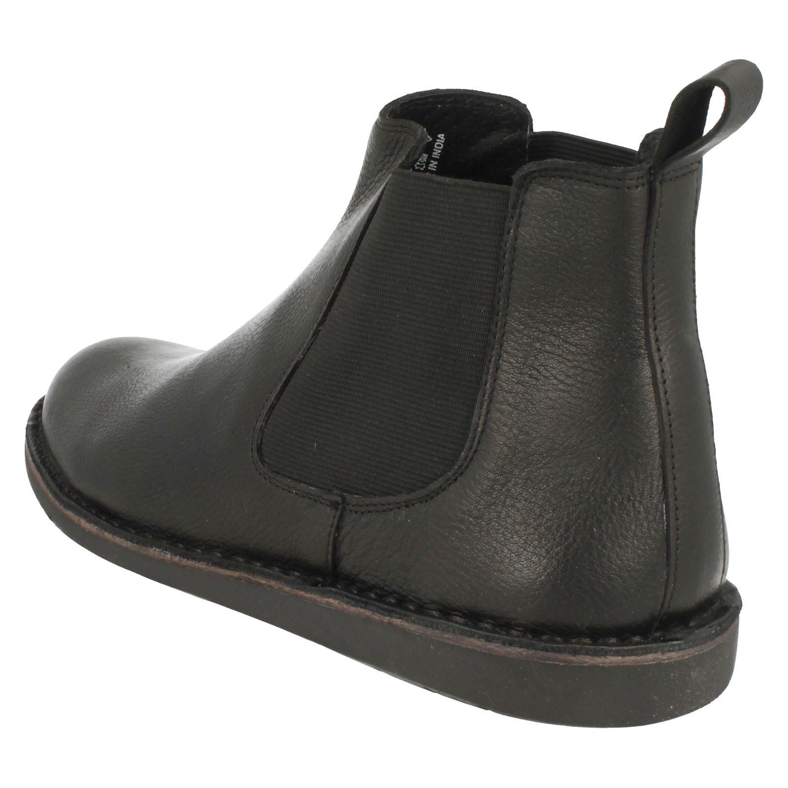 Mens-Padders-Pull-On-Chelsea-Boots-Jez thumbnail 4