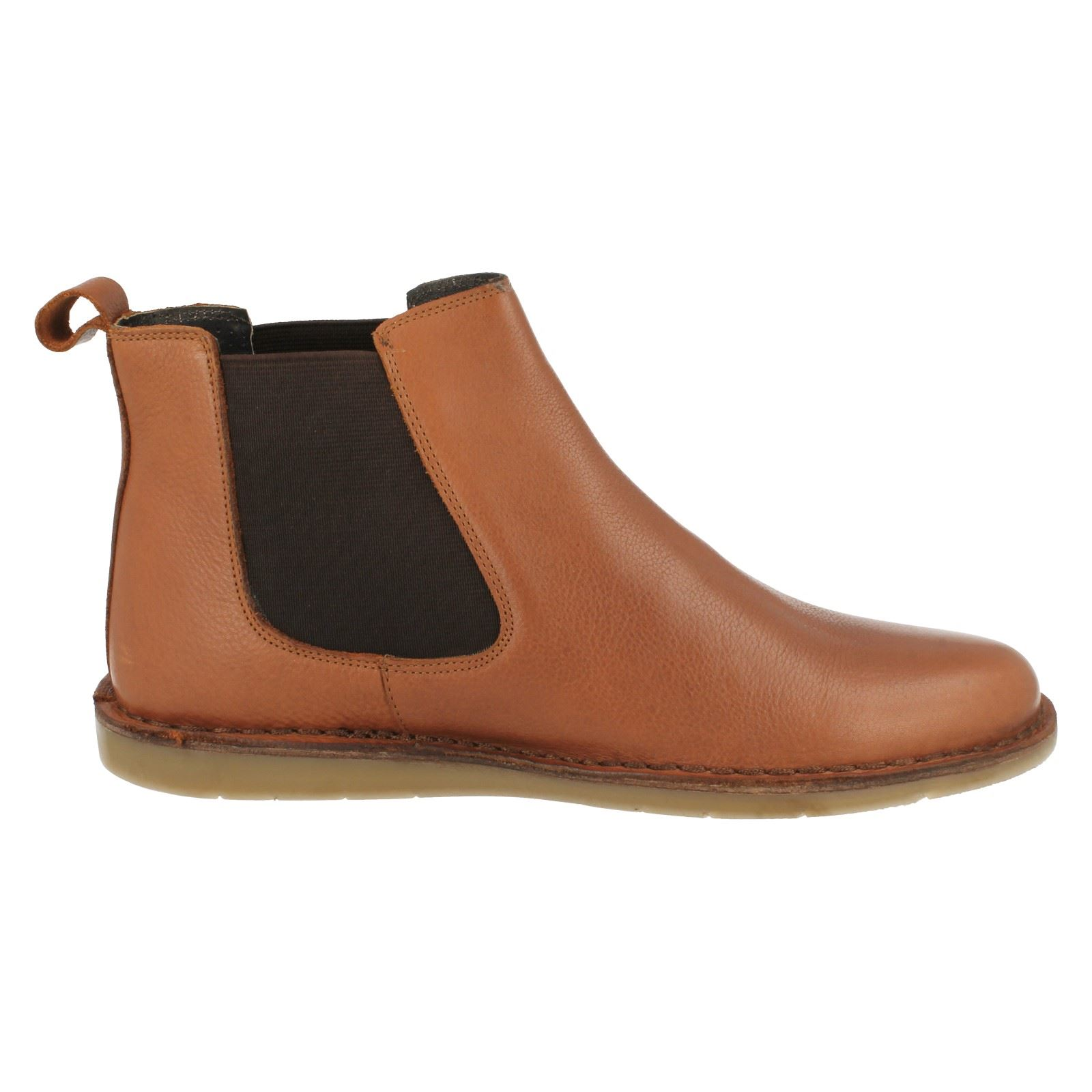 Mens-Padders-Pull-On-Chelsea-Boots-Jez thumbnail 14