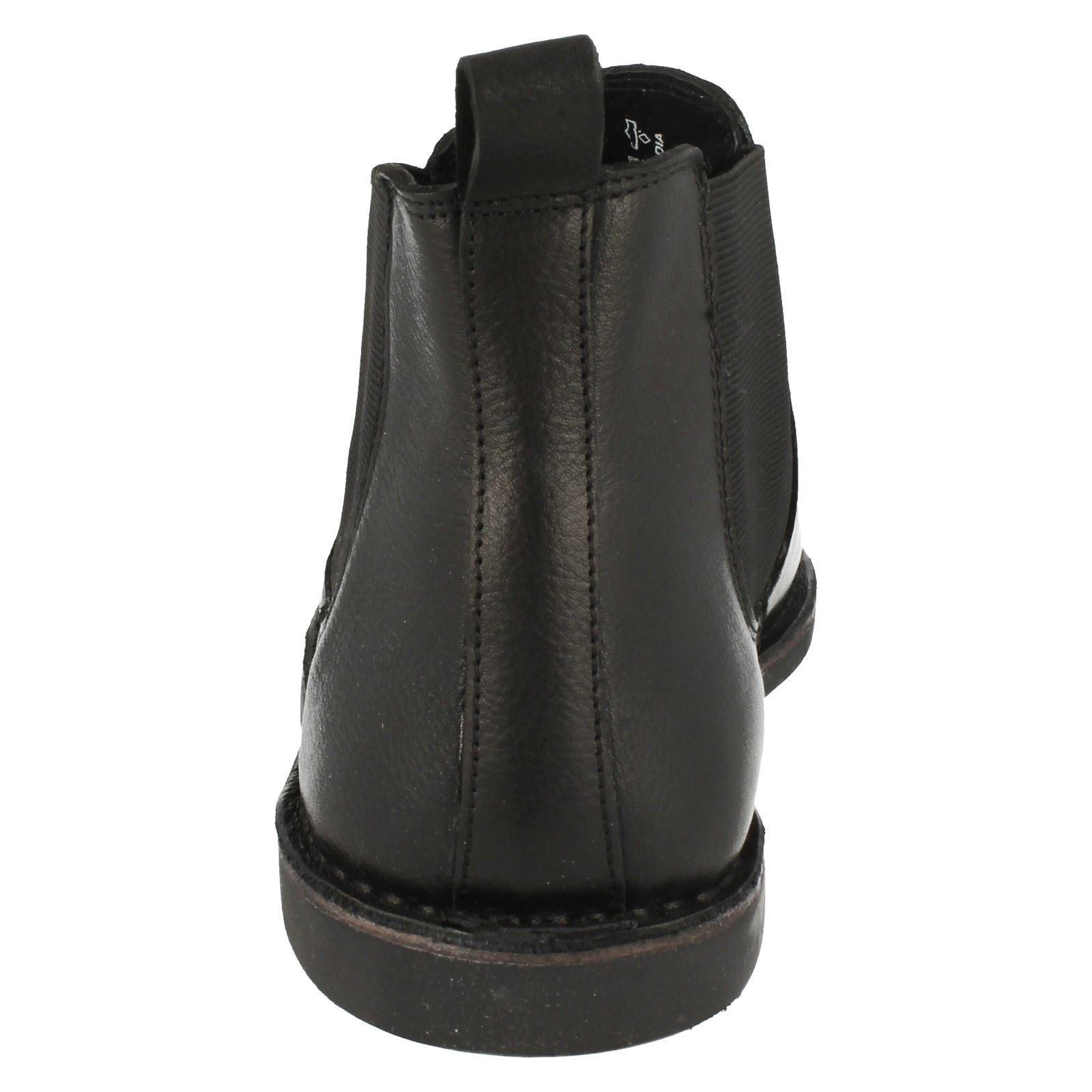 Mens-Padders-Pull-On-Chelsea-Boots-Jez thumbnail 7