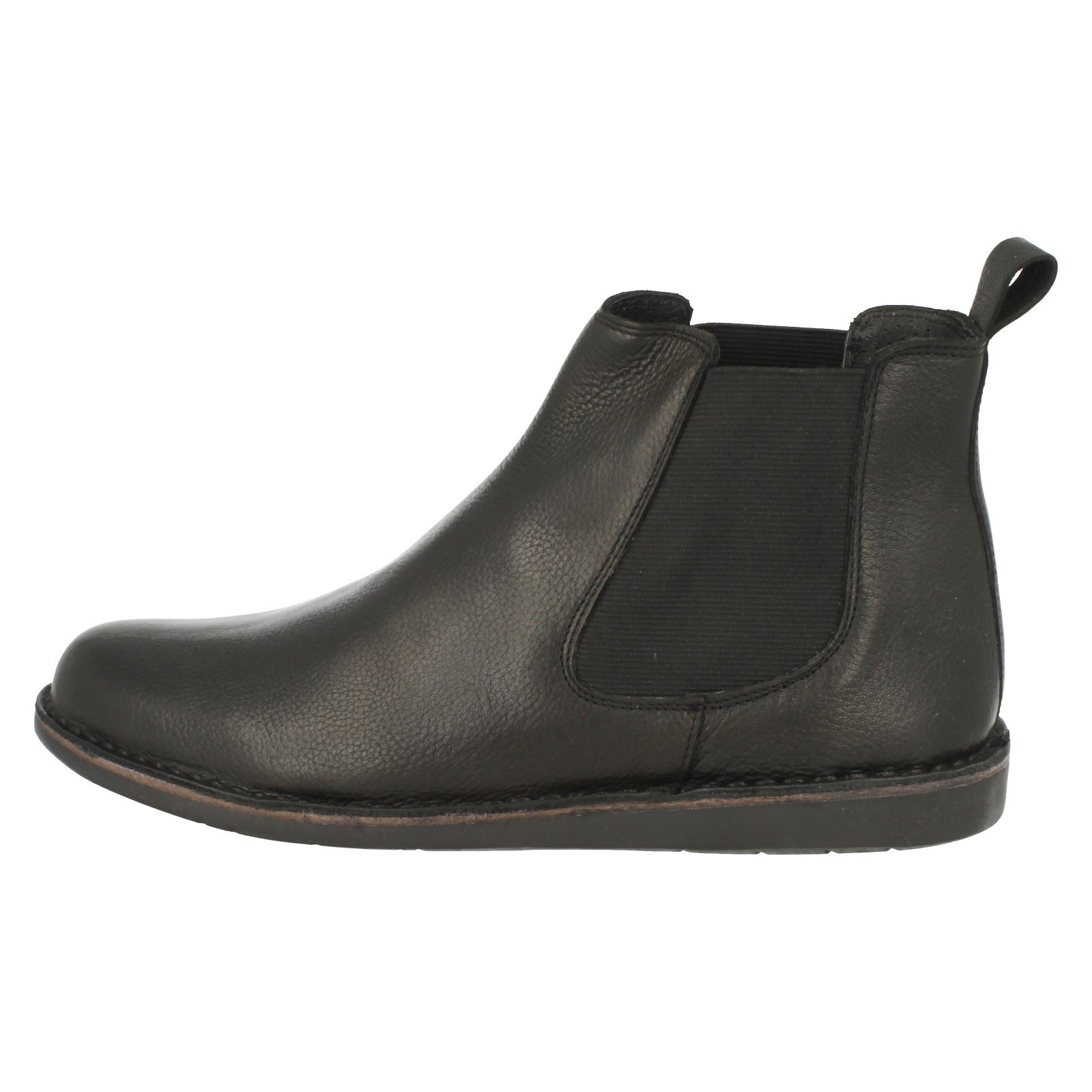 Mens-Padders-Pull-On-Chelsea-Boots-Jez thumbnail 3