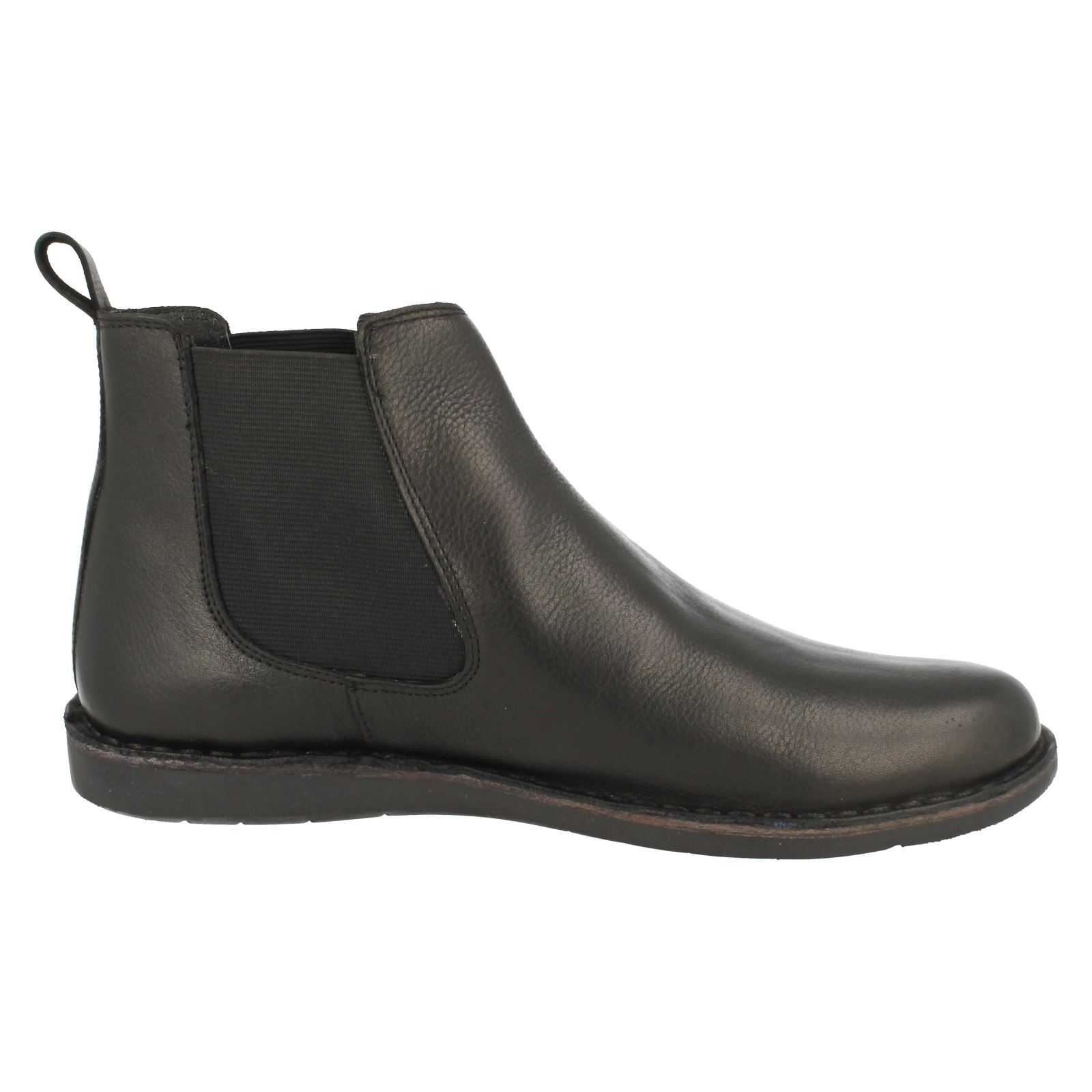 Mens-Padders-Pull-On-Chelsea-Boots-Jez thumbnail 5