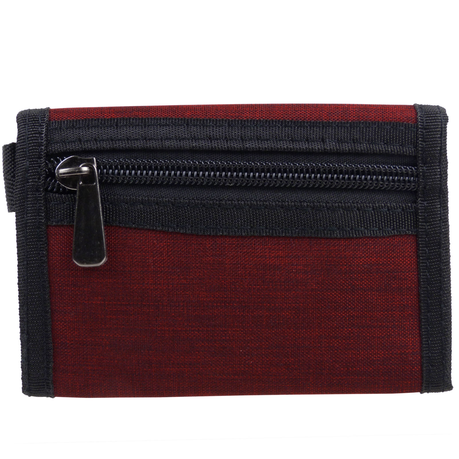 thumbnail 13 - Red-X-Mens-Boys-TriFold-Sports-Card-Coin-Wallet-Canvas